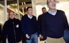 Renzi al capezzale di Bersani
