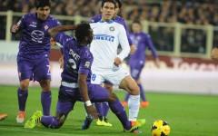 Fiorentina, scivolone con l'Inter (che segna in fuorigioco): 1-2 - Le pagelle