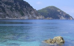 Uno scorcio dell'Isola d'Elba