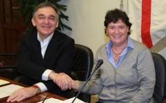 Enrico Rossi candidato segretario Pd, Stefania Saccardi: «Mi schiero con Matteo Renzi»