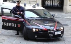 I carabinieri hanno arrestato un siciliano ed una tedesca