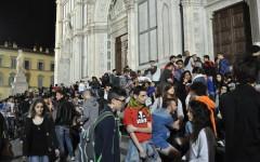 Movida fiorentina: dopo le proteste, idranti solo dalle 2 di notte. Nuovi orari per i locali.