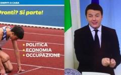 #La svolta buona. Renzi: buste paga rifiorite a maggio