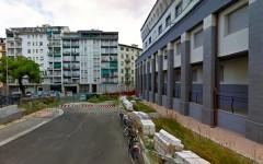 Via Gui. nella zona Leopolda, è senza sfondo (Da Google Maps)