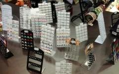 Pistoia, sequestrati 6000 pezzi di bigiotteria made in China
