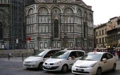 Firenze: taxi in sciopero mercoledì 21 ottobre. Dura replica dal Comune
