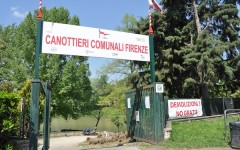 Canottieri Comunali Firenze: rinviata (per ora) la demolizione della palestra
