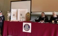 I Carabinieri del nucleo Tutela Patrimonio Culturale di Firenze