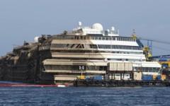 Concordia, il governatore Rossi: «Il progetto di Costa per Genova è irricevibile»