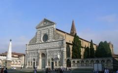 Firenze: marocchino fa pipì sul muro della basilica di Santa Maria Novella. Denunciato