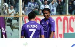 Fiorentina, Cuadrado vuole giocare con l'Inter. L'agente rassicura: «Troveremo l'accordo». Torna Mutu (ma giocherà nel Pune, in India)