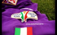 Fiorentina, maglia nuova per finale di coppa Italia. Aspettando Pepito