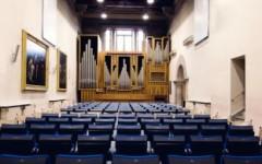 L'Auditorium CR Firenze di via Folco Portinari 5
