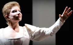 La soprano Mariella Devia