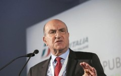 Michele Elia, nuovo amministratore delegato di Ferrovie dello Stato