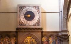Firenze, restaurato l'antico orologio del Duomo: segna l'ora italica