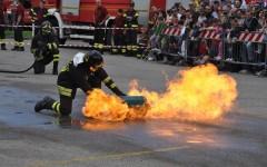 Firenze: tutti pompieri per un giorno, per la gioia di bambini e adulti