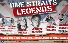 Firenze, tornano i «Dire Straits Legends»
