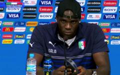 Mondiali 2014, Balotelli nel mirino di compagni e tifosi. Lui replica: «Gli africani non scaricano un fratello»
