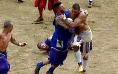 Calcio storico:  io, calciante bianco ferito due volte, voglio una rifondazione vera