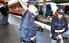 Controlli contro i furti alla stazione di Santa Maria Novella