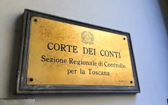 Firenze, Corte dei Conti: bacchettata agli enti toscani. Il controllo di gestione non è soddisfacente