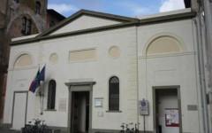 Il museo nazionale San Matteo di Pisa dove le opere erano conservate