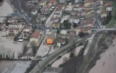 L'alluvione del Natale 2009 in Lucchesia e nel pisano