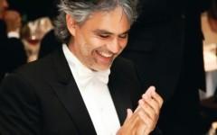 Cinema: Bocelli a Firenze per il film «La Musica del Silenzio», ispirato alla sua vita