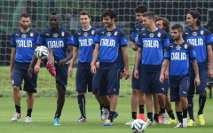 Mondiali 2014, c'è Italia-Inghilterra,  diretta tv alle 24. Azzurri forse senza Buffon