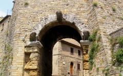 Porta all'Arco, Volterra