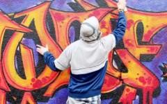 Presi due graffitari in viale Talenti a Firenze