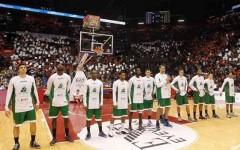 Basket finale scudetto, Siena battuta a Milano 79-65