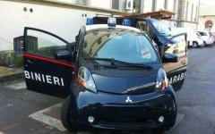Carabinieri, a Firenze e Lucca arrivano le «gazzelle» elettriche del 112