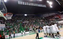 Basket, Mens Sana fermata a un canestro dal titolo: EA7 vince 72-74