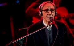 Franco Battiato, Joe Patti's experimental live group