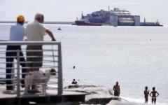 Concordia a Genova: il corpo del disperso ora si cercherà dentro lo scafo
