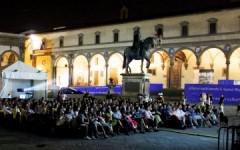 Estate a Firenze: film d'autore gratis in piazza Santissima Annunziata