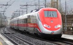 Un treno Frecciarossa