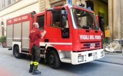 San Miniato: salta la corrente elettrica, disabile salvato dai vigili del fuoco