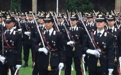 Carabinieri, Scuola Marescialli: pronti 500 comandanti. E due nuove coppie di sposi con gli alamari (FOTO)