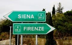 Siena: camionista colpito da un proiettile mentre guida sull'Autopalio