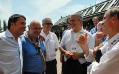 Scout, Renzi al raduno di San Rossore: «Voi sapete ascoltare, la politica no»