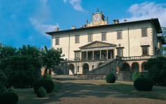 Villa di Poggio a Caiano, tra i siti Patrimonio dell'Umanità dell'UNESCO