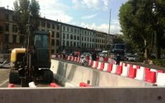 Firenze, tramvia: Nardella col batticuore per la Fortezza, ma il primo test  è superato