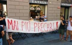 Firenze, Eataly: domani 8 settembre prima riunione sindacale nello store di Farinetti
