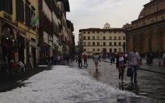 Firenze e la Toscana sotto il tiro di bombe d'acqua e trombe d'aria. Serve un piano