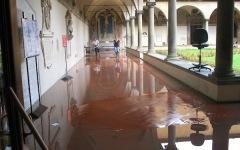Firenze, nubifragio: il giardino di Boboli resterà chiuso una settimana. Danneggiata la Biblioteca Nazionale