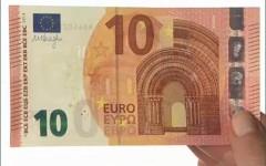 Euro: ecco la nuova banconota da 10 €. In corso dal 23 settembre