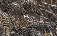 Firenze: la «Crocifissione» di Donatello ritorna al suo antico splendore